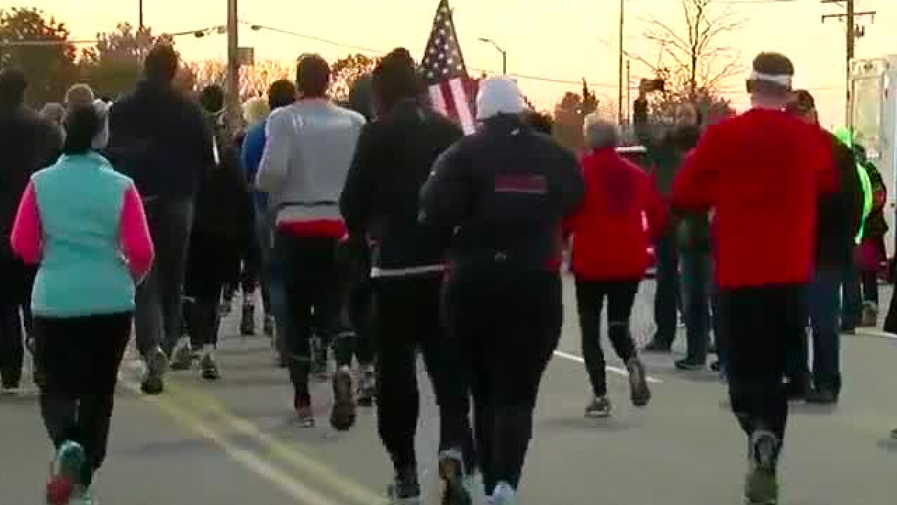 Honor Run sends veterans to see D.C. memorials