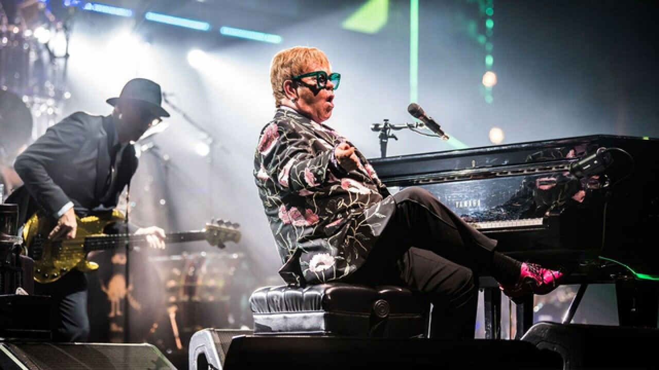 Elton John Adds Second Nashville Show