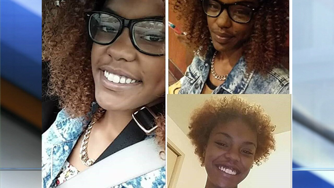 Kansas City police locate missing 20-year-old woman