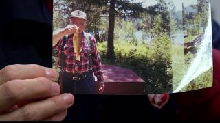 Kalispell woman searches for answers after late father's memorial vanishes