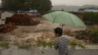 Rainstorms Cause Mountain Torrents In Henan.jpg