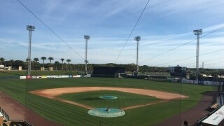 All MLB spring training sites close amid virus worry