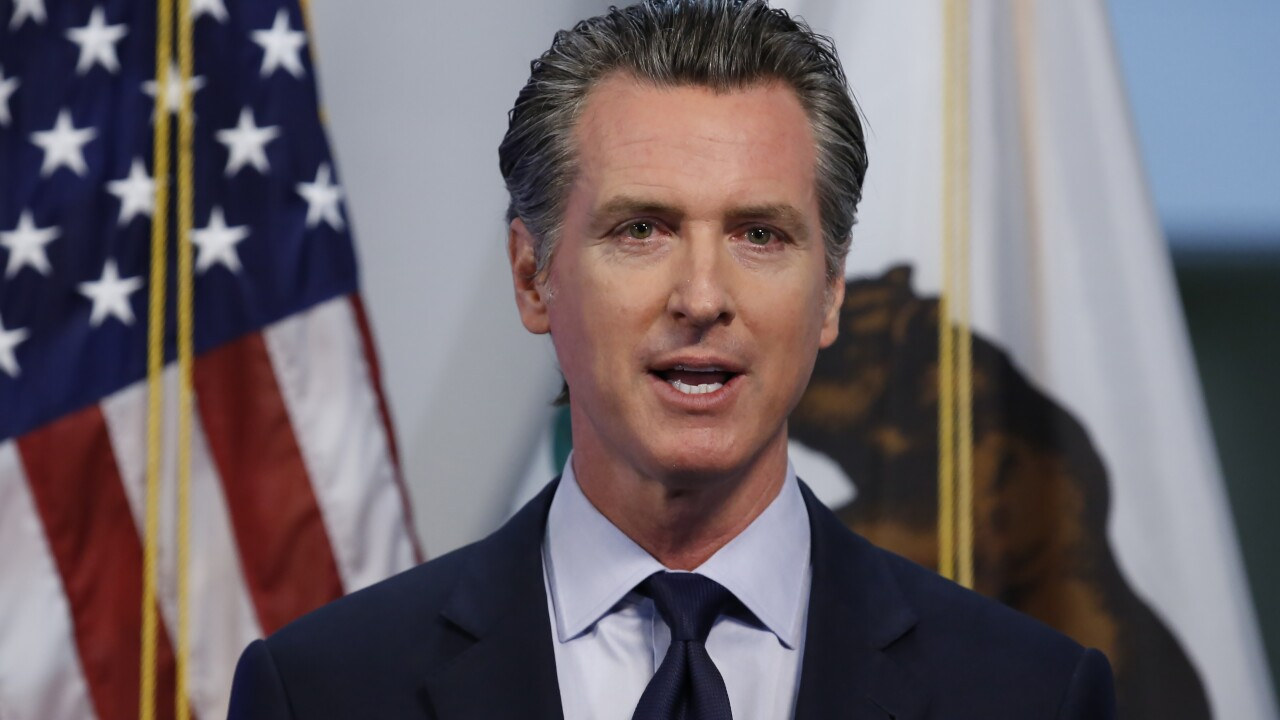 California governor announces paid sick leave for food, grocery workers during COVID-19 pandemic