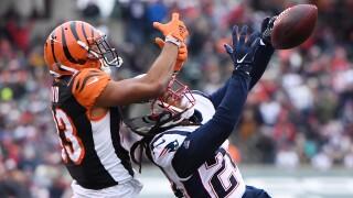 New England Patriots vCincinnati Bengals