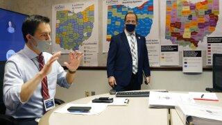 Election 2020 Ohio Voting
