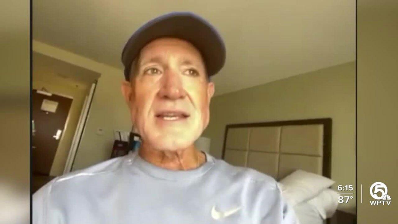 Mark Rodgers, Martin County Little League baseball coach