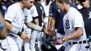 JaCoby Jones homers twice, drives in 5 as Tigers beat Twins