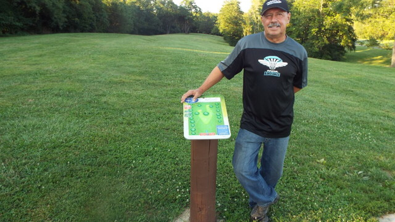 Best disc golfers in the sport are competing in Boone County this weekend at the Idlewild Open