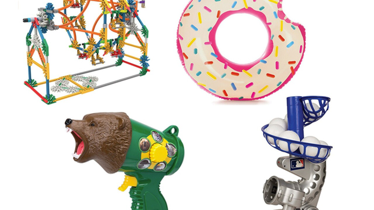 Affordable summer fun toys for kids (and maybe adults)
