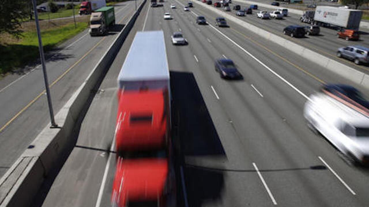 Could truck and bus drivers be forced to slow down?