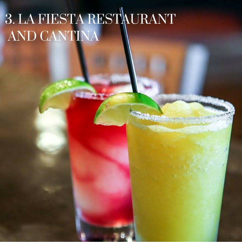 3. La Fiesta Restaurant and Cantina
