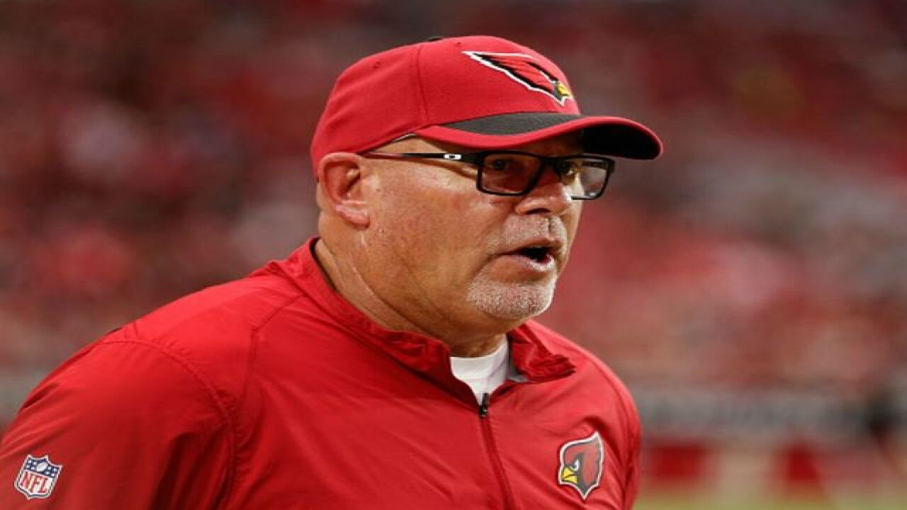 BLOG: Why Arians will play starters Sunday