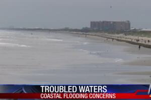 Port Aransas residents concerned about on-going Coastal flooding