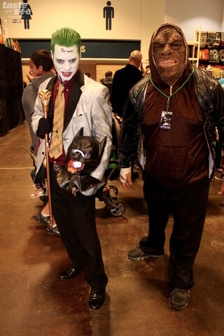 Photos | The many costumes from the second night of Tampa Bay Comic Con