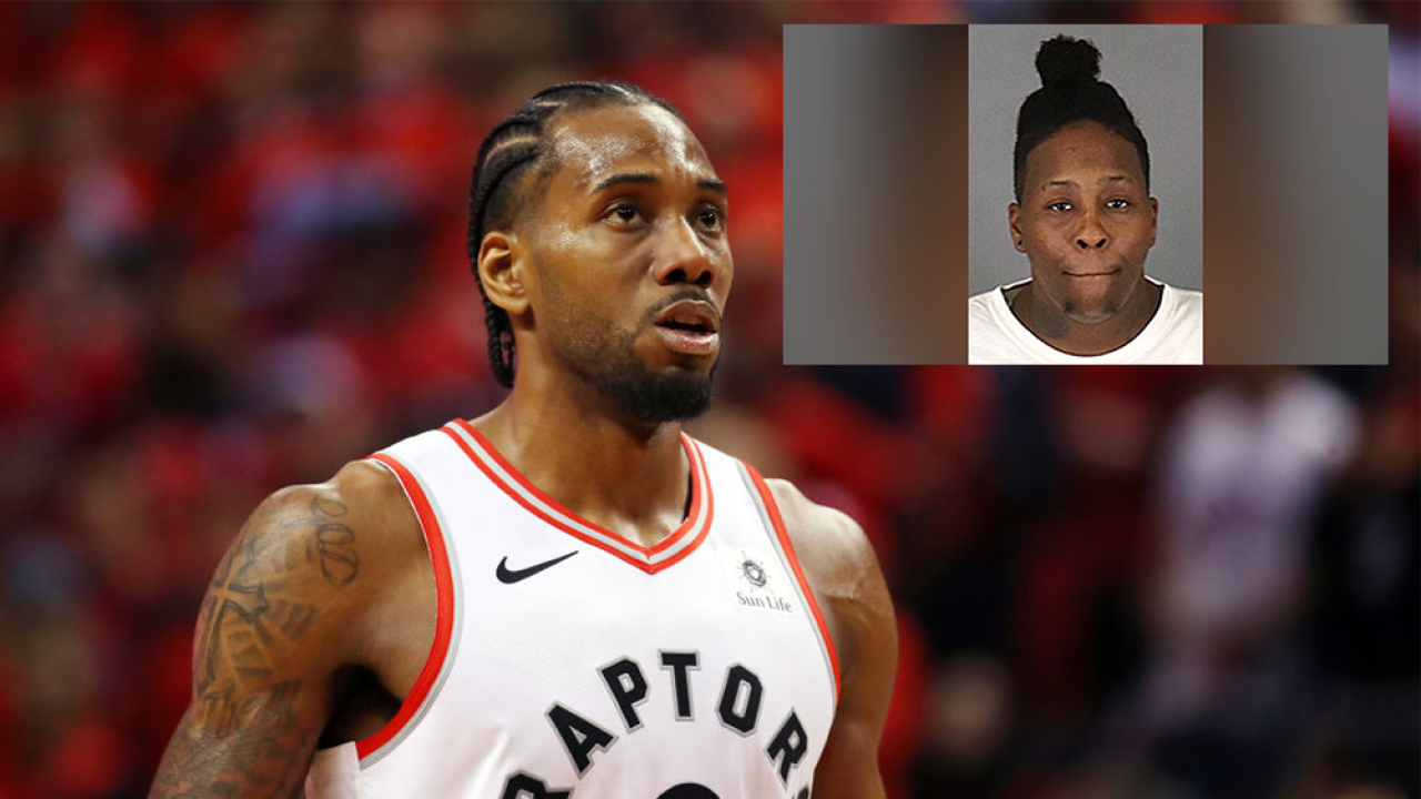 Sister of NBA star Kawhi Leonard charged in deadly robbery of 84-year-old woman