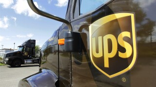 UPS limits shipping from some retailers as holiday shopping season heats up
