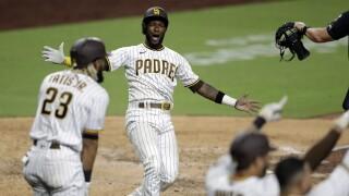 Diamondbacks Padres Baseball