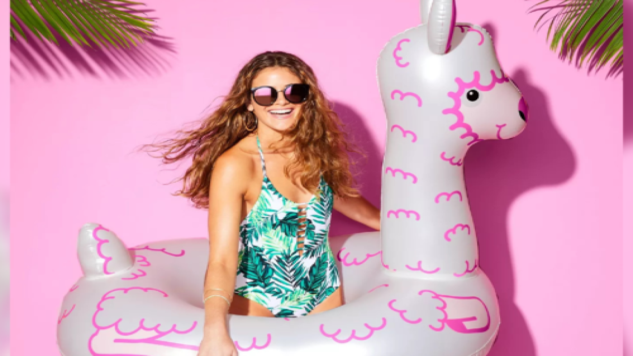 Get This Llama Pool Float Is Just $15