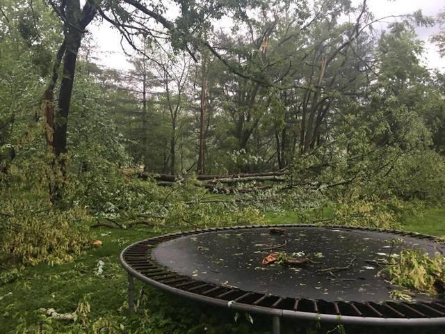 Saturday storms flood Greater Cincinnati streets