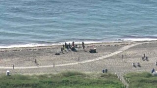 Body found in the ocean off Delray Beach