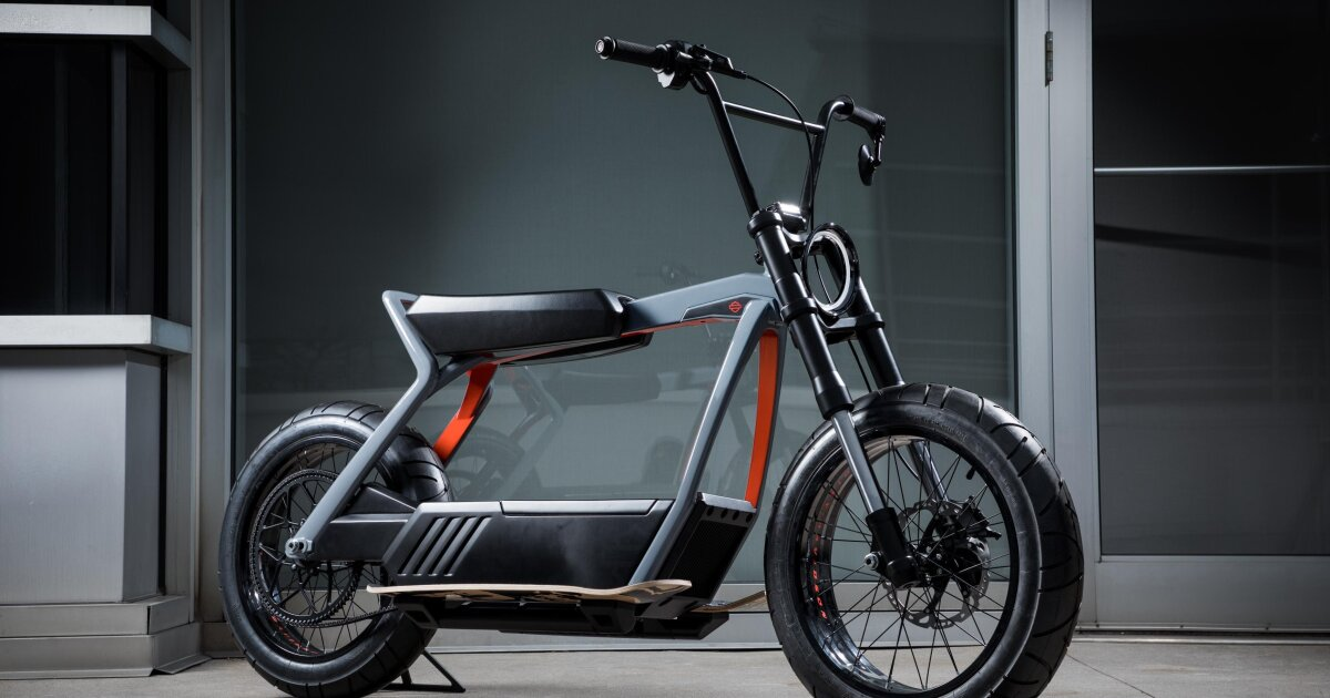 Harley-Davidson's evolving mission toward a greener future