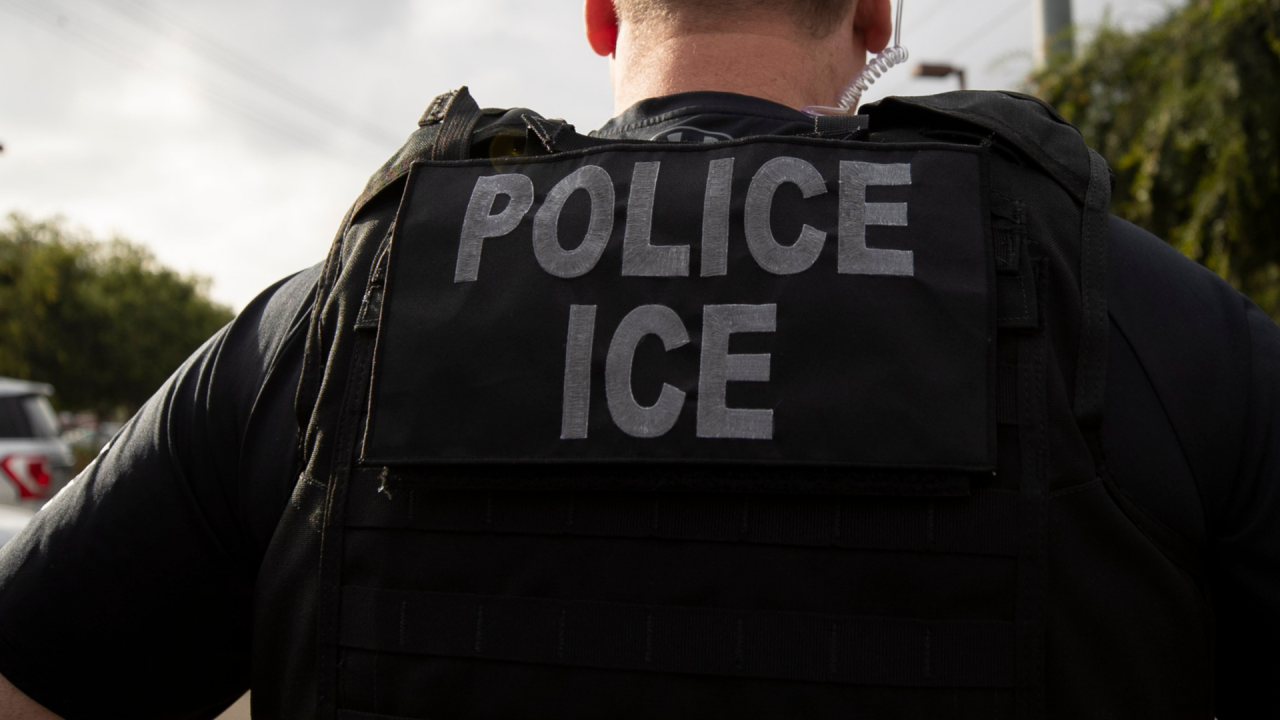 generic - ICE agents
