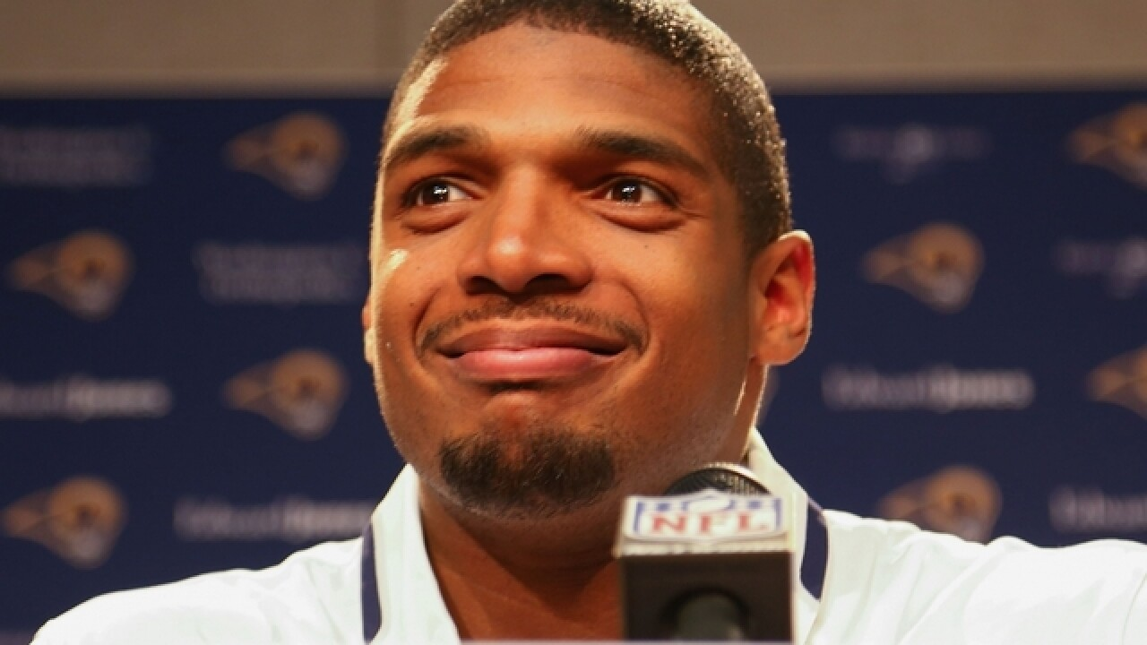 Michael Sam decries new Missouri bill