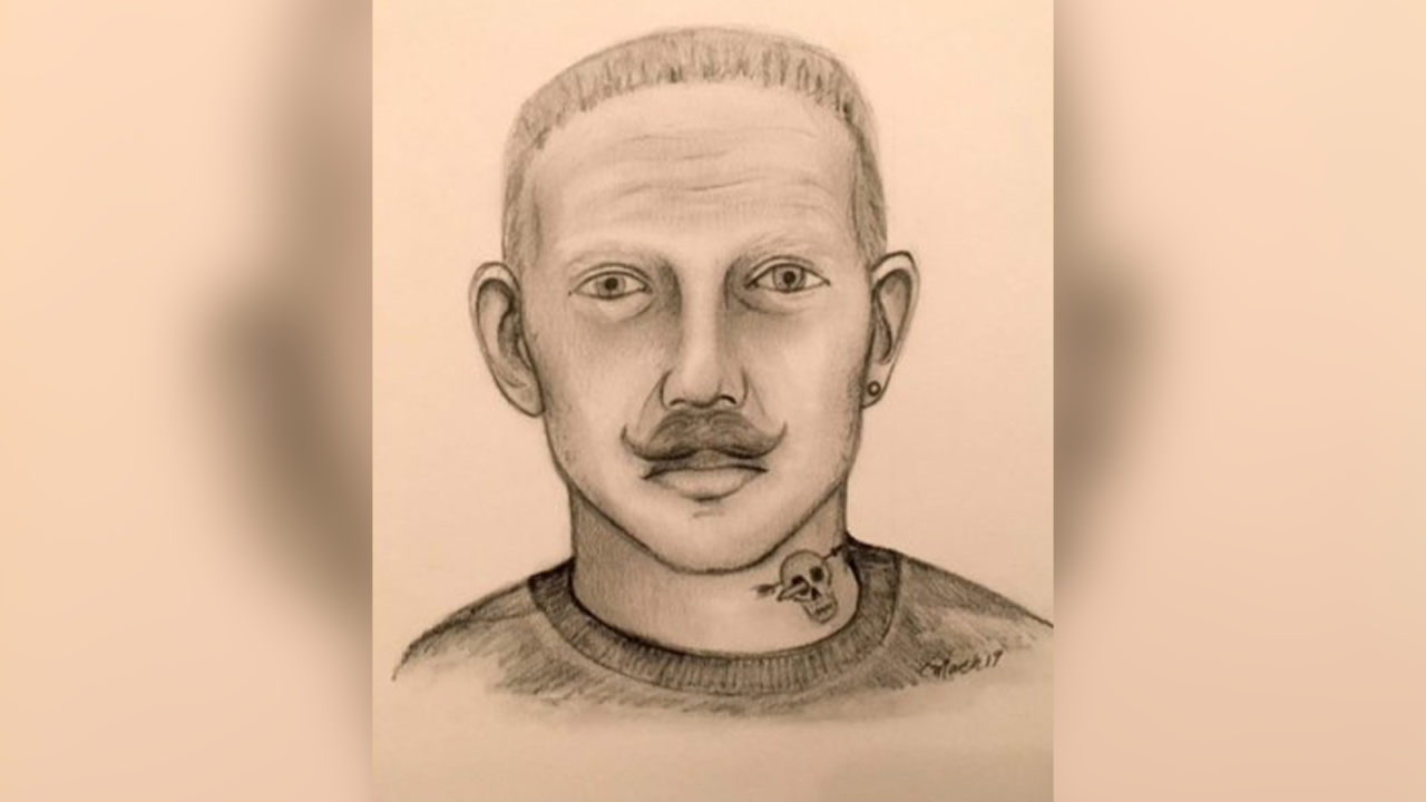 Police release sketch of man they say tried to lure lakewood boy into his van using puppies