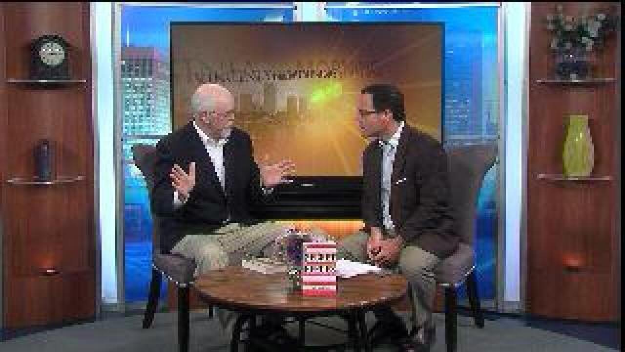 VIRGINIA THIS MORNING: Author Paul Martin talks about latest book