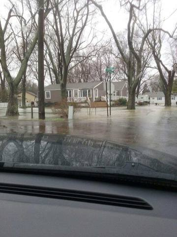 PHOTO GALLERY: Flooding in Monroe County due to storm