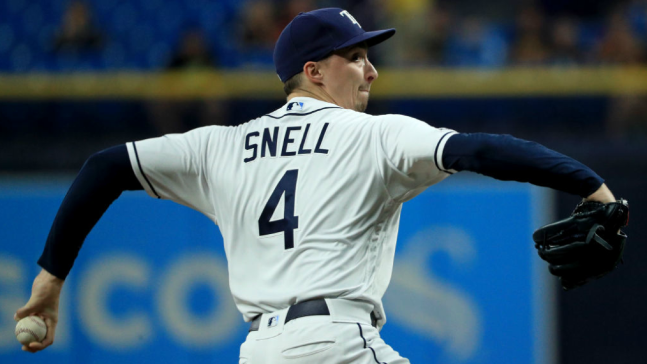Blake Snell May 6 2019