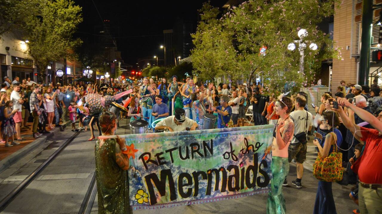 Return of the Mermaids