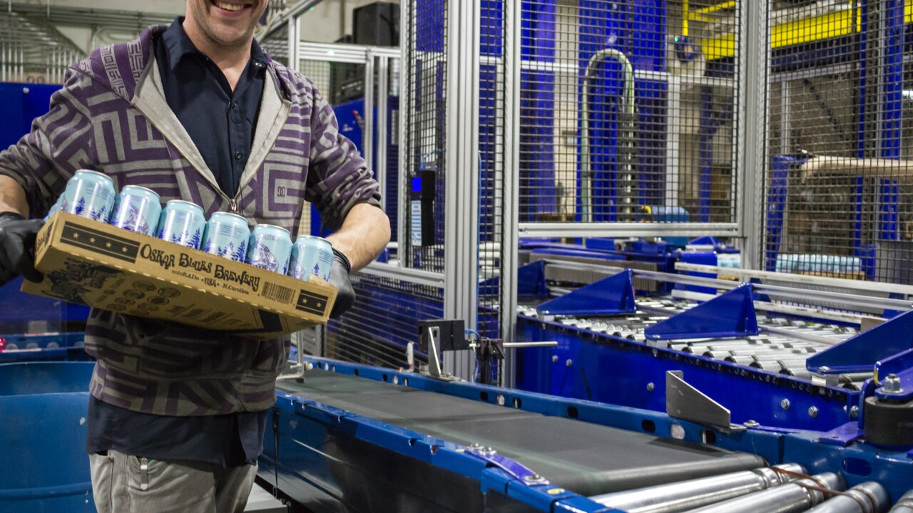 Oskar Blues Brewery and Ball Corporation Deliver 52,800 Cans of Drinking Water to Nebraska