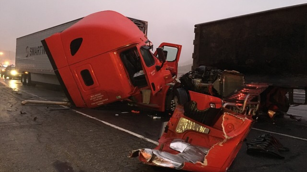 I5 Accident Today