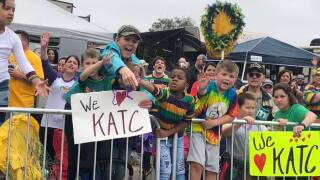 The Day is Here: Schedule of Mardi Gras events