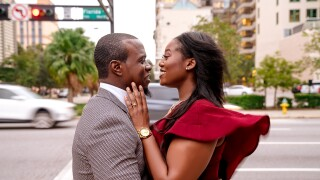 Downtown Tampa Couple 1 Ashley Canay Photography.jpg