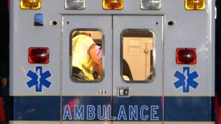 Ohio woman steals ambulance after missing bus