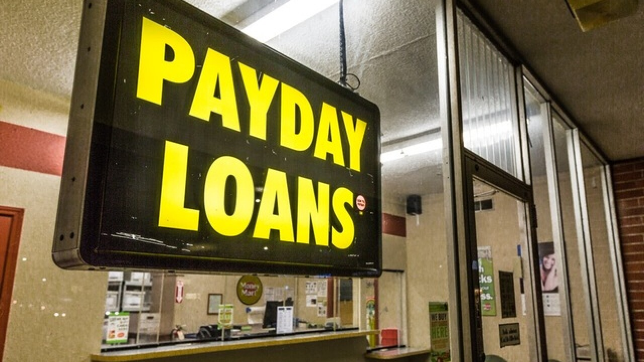Leader: Ohio Senate not yet ready to OK payday lending bill