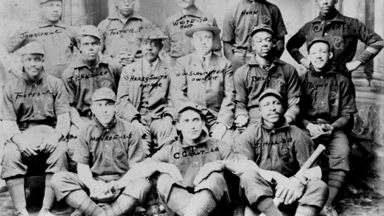 Cincinnatian nearly broke MLB ban on blacks