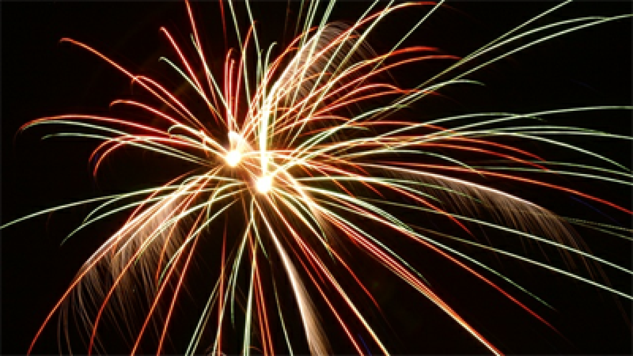 Fireworks restricted on state, federal and unincorporated private lands