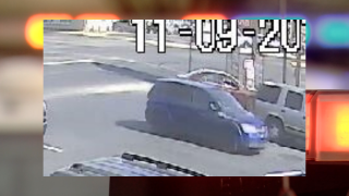 Bakersfield Hit and Run Suspect Vehicle