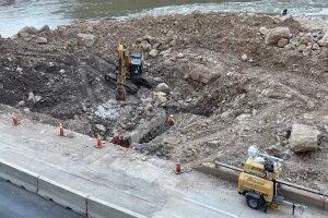 Glenwood Canyon I-70 repairs