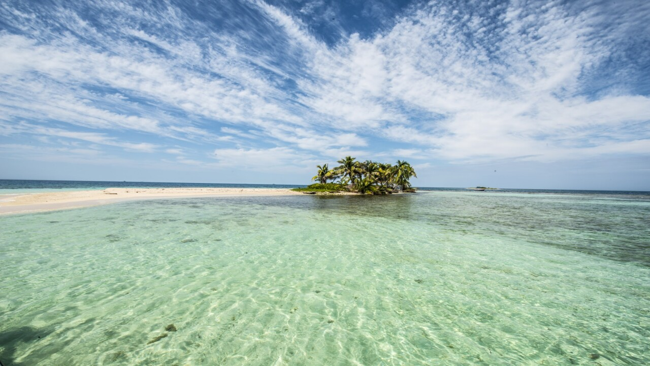 You can win a free trip to Belize—and another one for a coworker you think deserves it