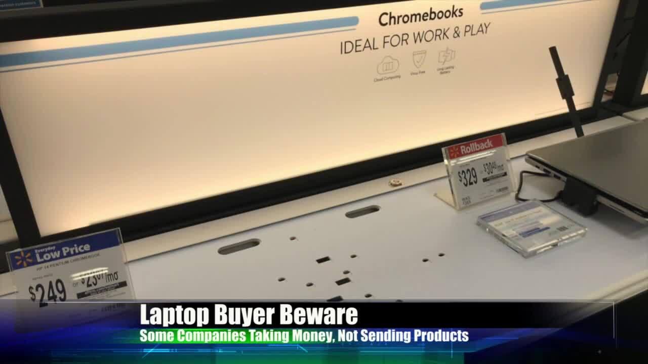 Don't Waste Your Money: Be careful buying laptops