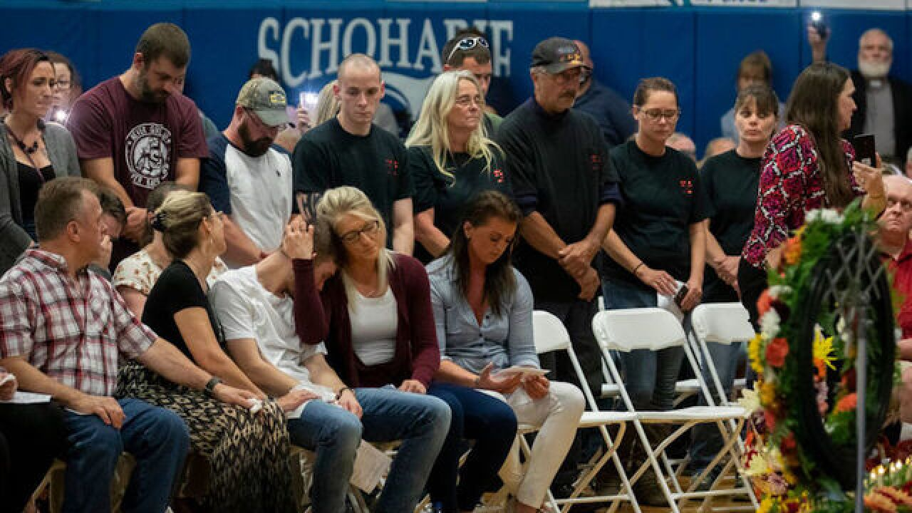 'A shared grief:' A city honors the victims of the limo crash over 4 days of funerals