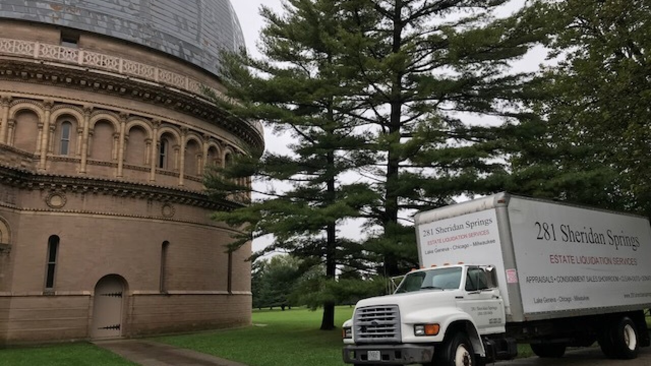 Non-profit 'in talks' to take over Yerkes Observatory in Wisconsin