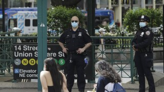 coronavirus Outbreak New York