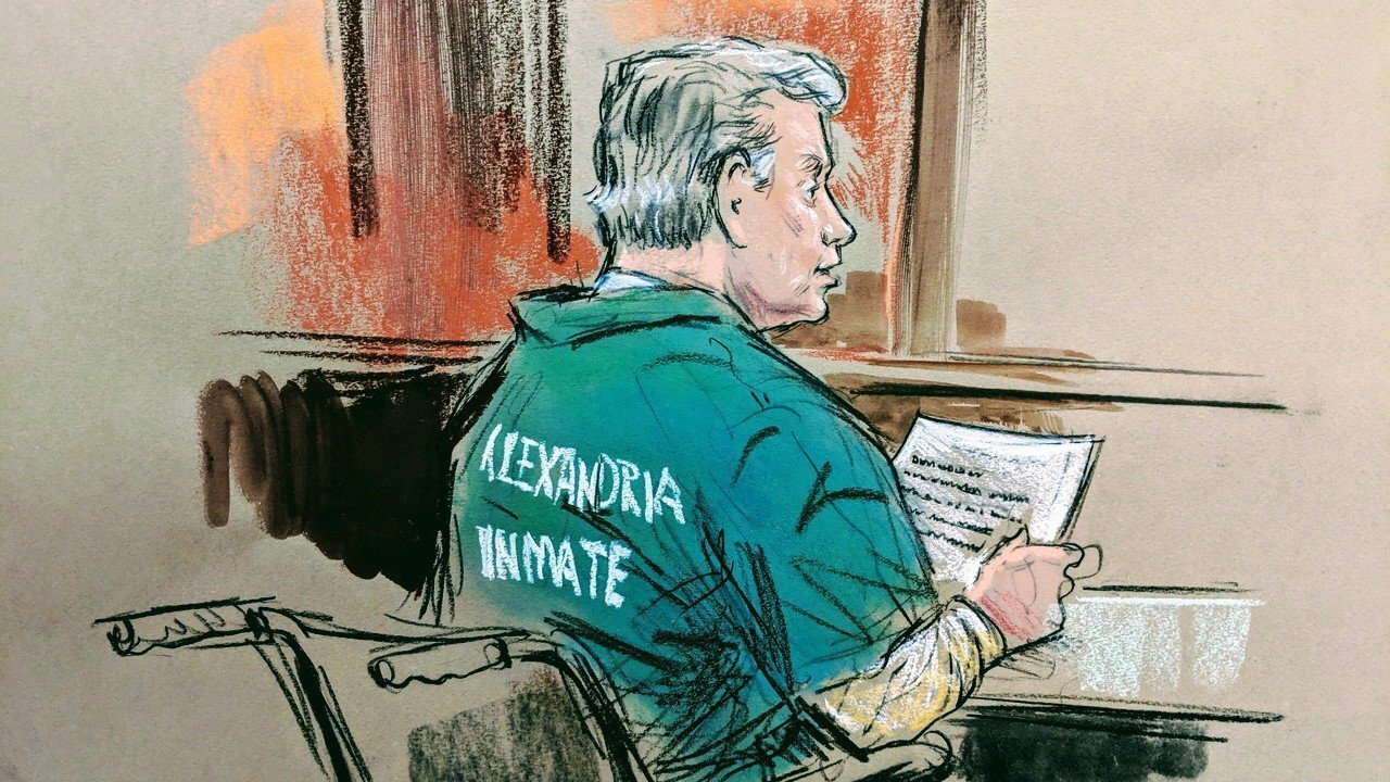 Manafort to make his final court appearance for sentencing in 2nd case