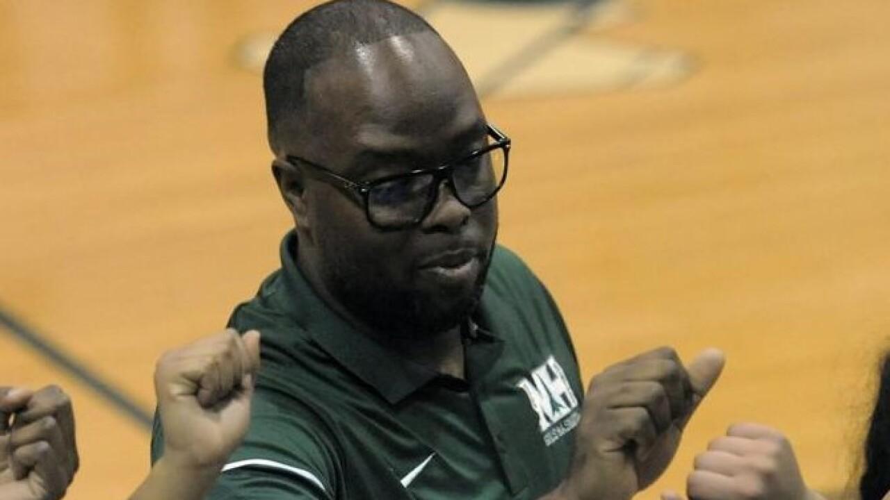 New Haven High School girl's basketball coach.jpg