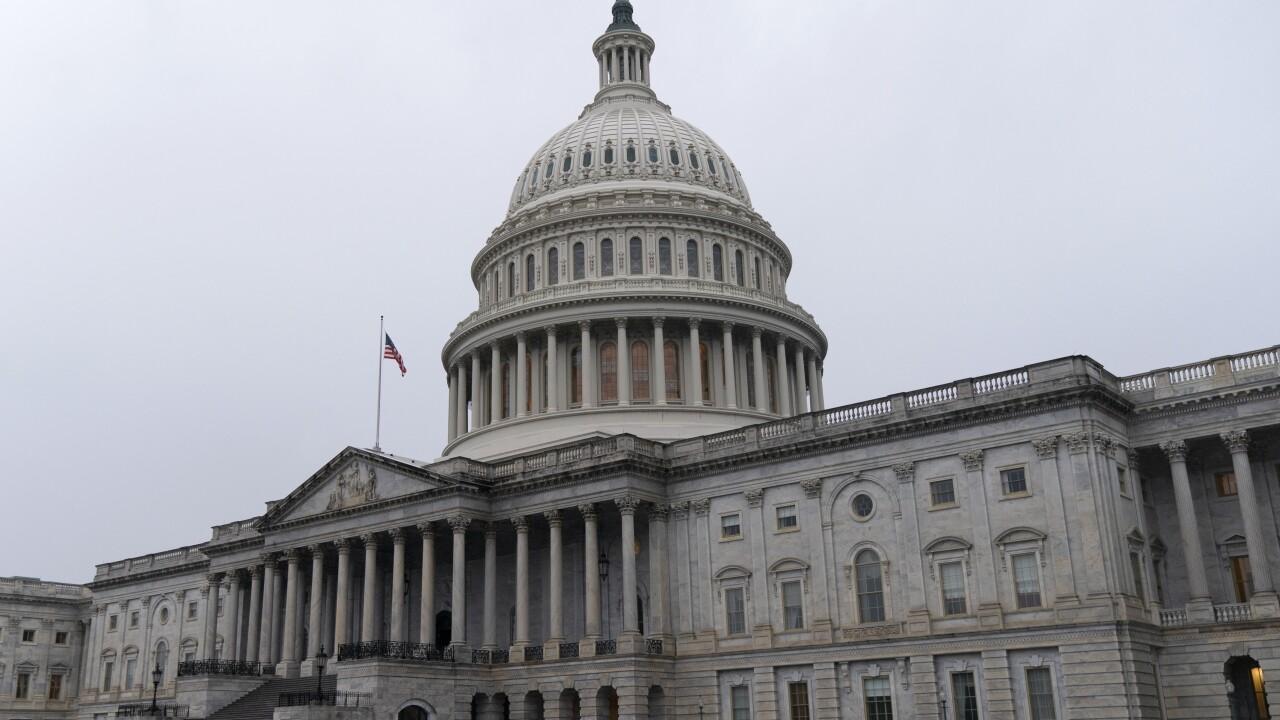 Virus Outbreak Trump Congress